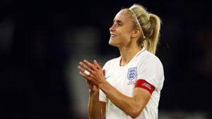 Steph Houghton 2018-19 England