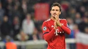Mats Hummels FC Bayern