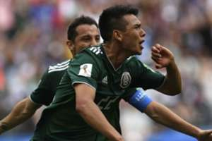 Hirving Lozano Mexico Alemania