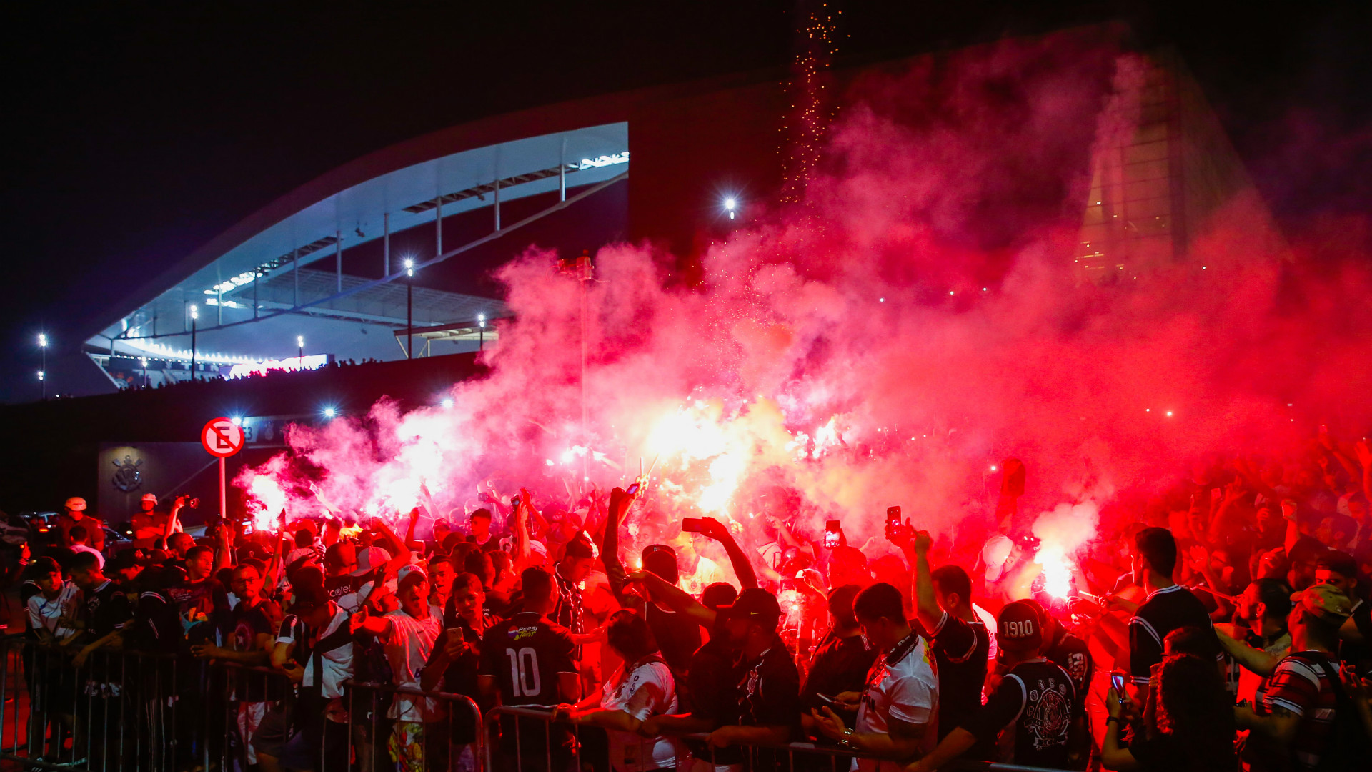 Arena Corinthians - Torcida - 27/09/2018