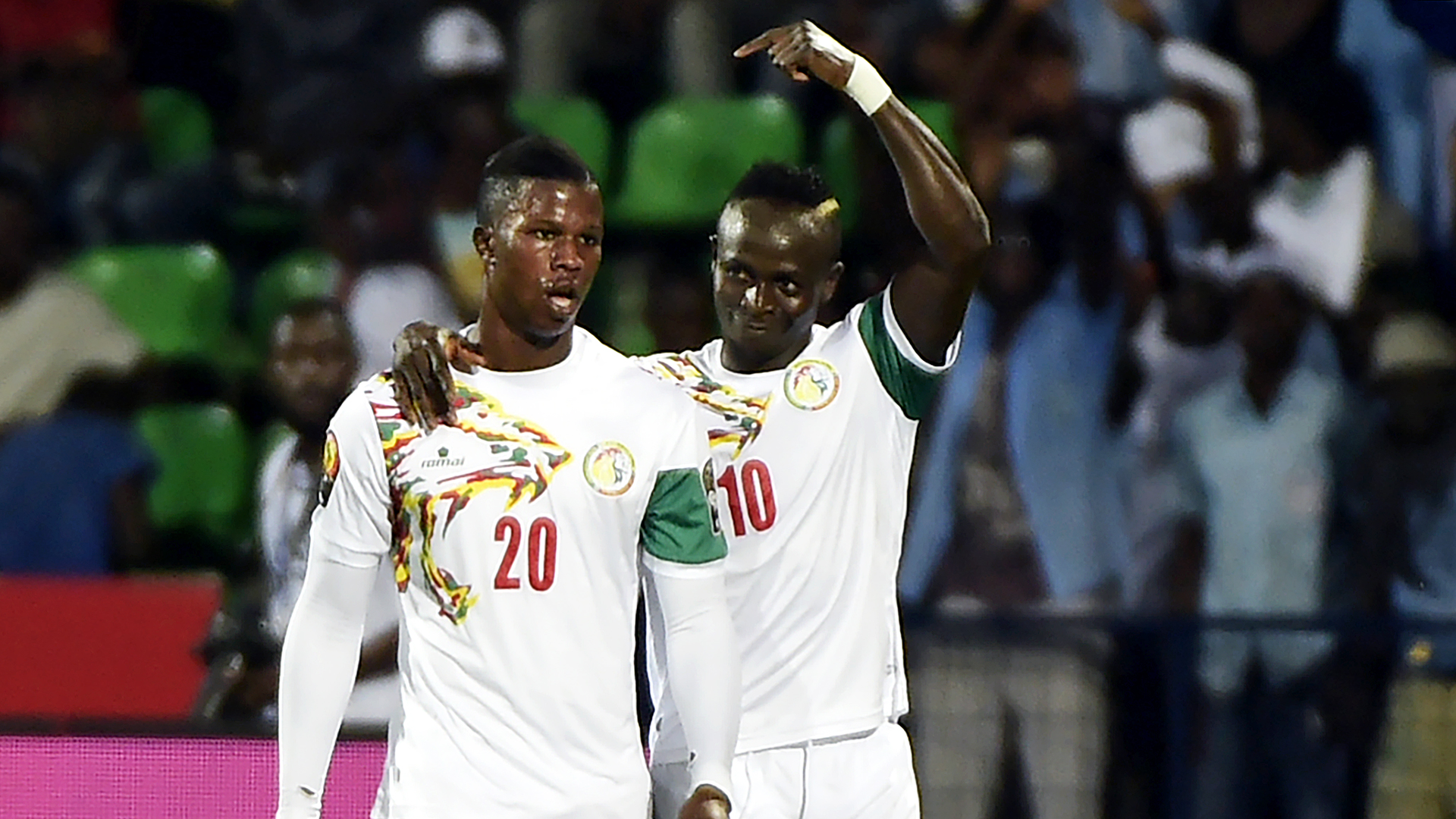 Senegal 2 - 0 Tanzania: Diatta's stunner helps Terenga Lions to winning start