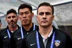 Fabio Cannavaro, Tianjin Quanjian