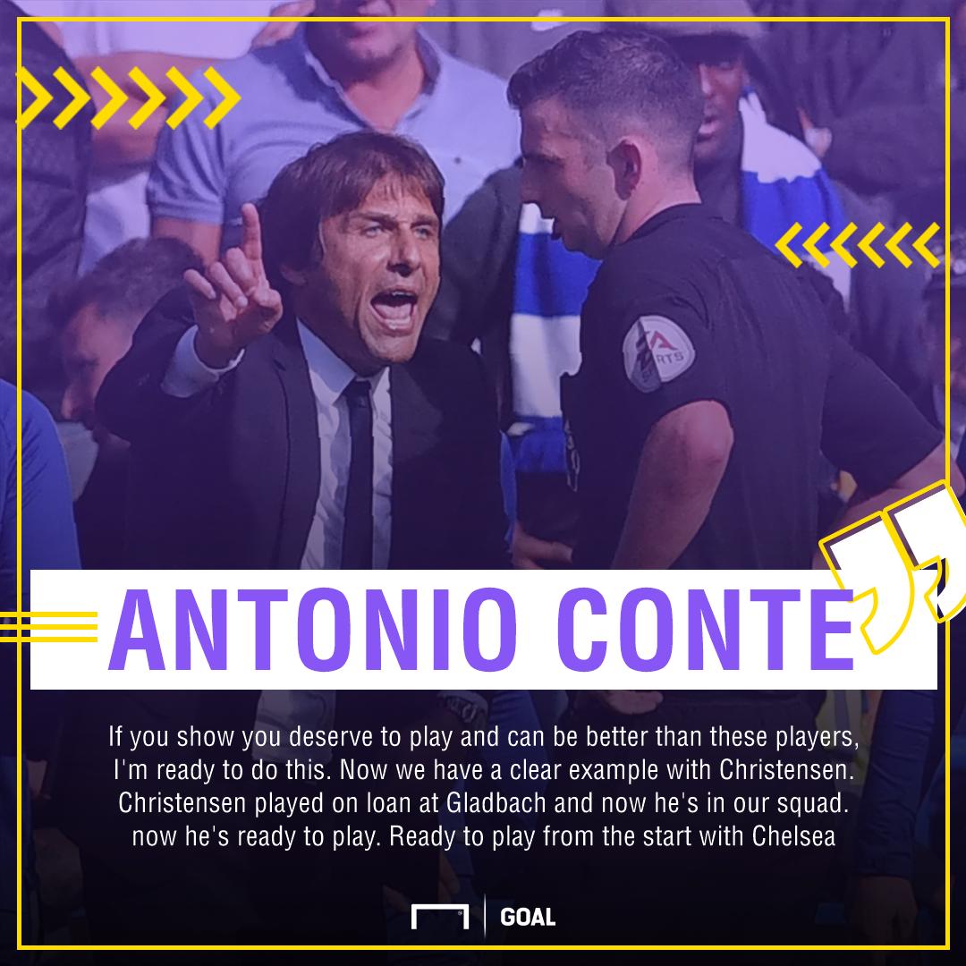 Antonio Conte GFX
