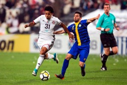 Al Jazira v Al Gharafa; AFC Champions League