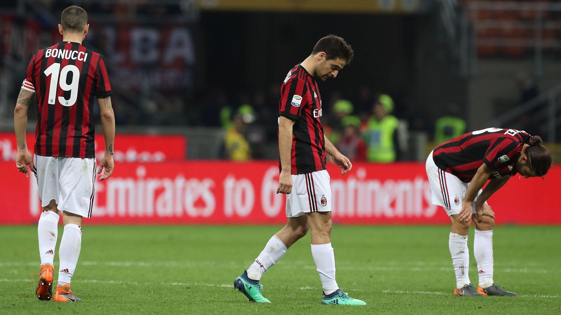 Guaio Milan: problema muscolare per Romagnoli contro il Sassuolo