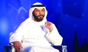 مروان بن غليطة - رئيس الاتحاد الإماراتي