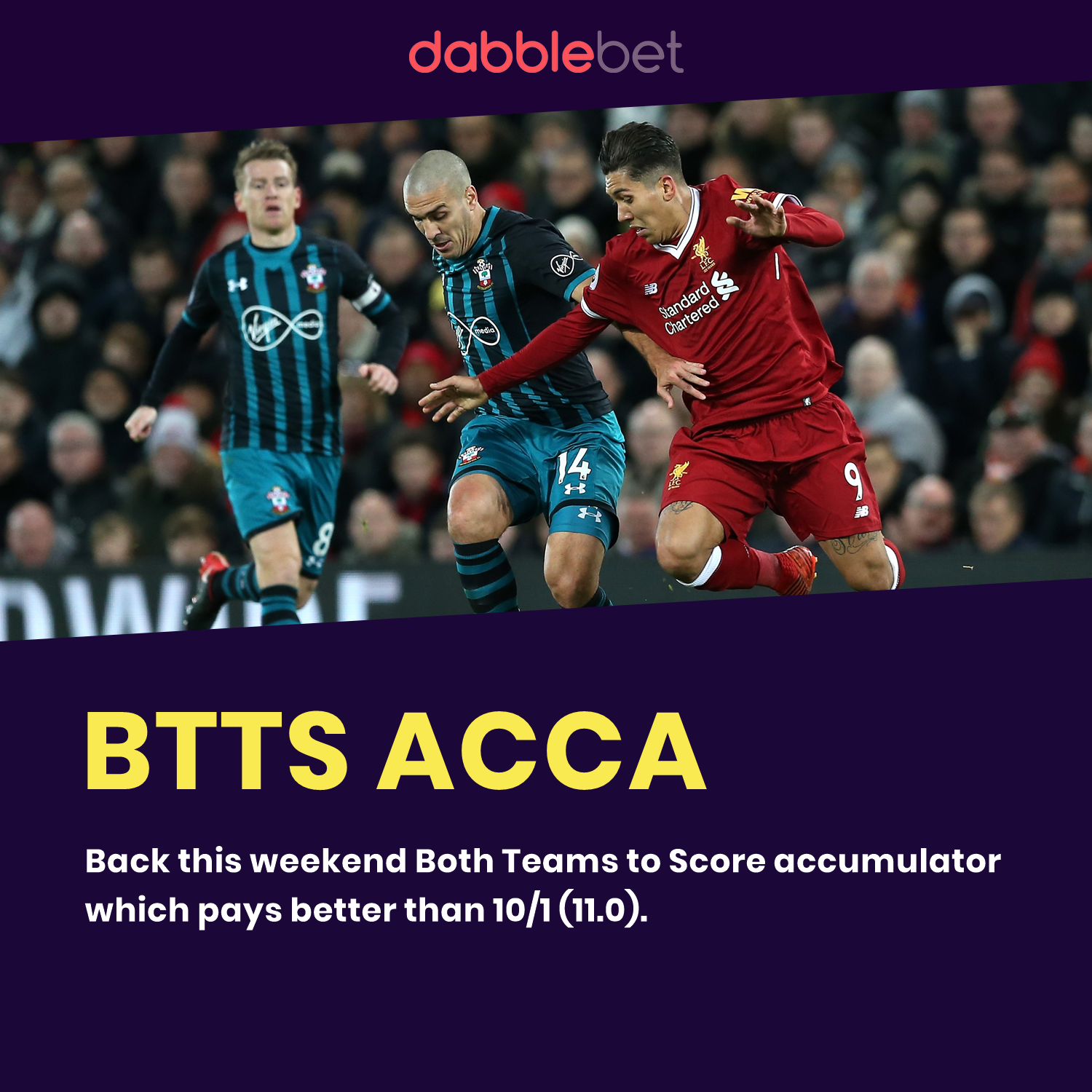 Betting: A both teams to score accumulator featuring Real Madrid