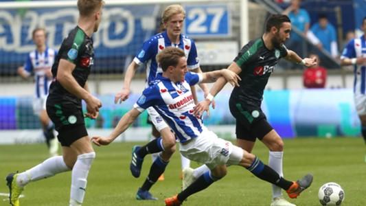sc Heerenveen - FC Groningen, Eredivisie 08042018