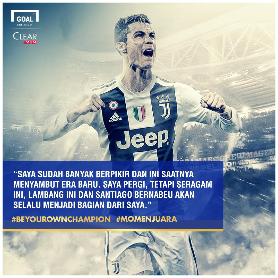 Quotes Cristiano Ronaldo Bahasa Indonesia Daily Quotes