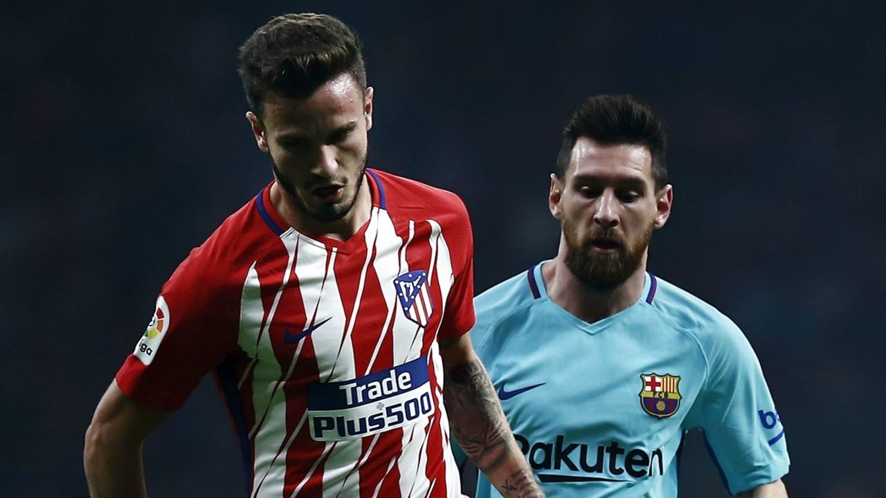 Atletico - Barça : les compositions officielles