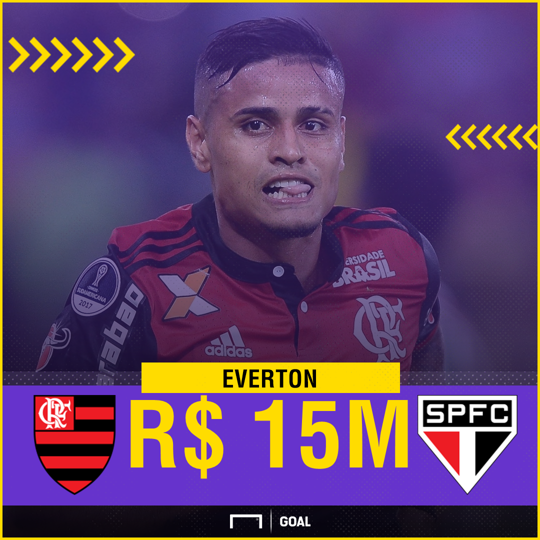 Everton PS - São Paulo - 17/04/2018