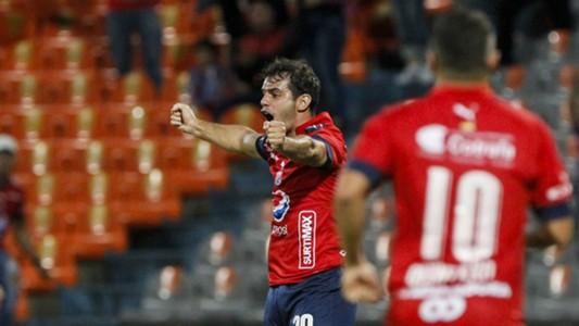 Valentín Viola Medellín vs Melgar Copa Libertadores 2017