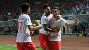 Selebrasi Alberto Goncalves - Indonesia U-23 Asian Games