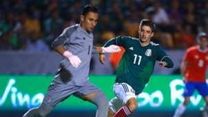 Isaac Brizuela Keylor Navas Costa Rica Mexico 11102018