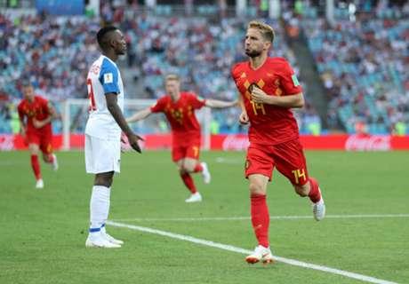DIRETTA: Belgio-Panama 2-0, Lukaku