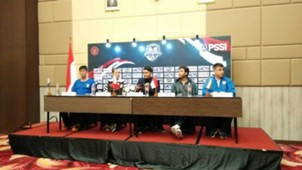 Jumpa pers Anniversary Cup 2018