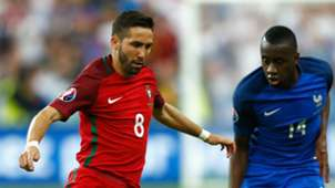 Joao Moutinho - Blaise Matuidi | Portugal - France | Euro 2016 Final