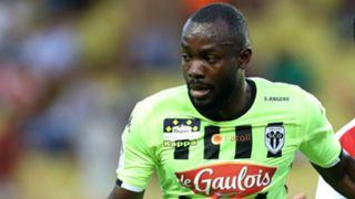Stephane Bahoken -  Angers v Monaco
