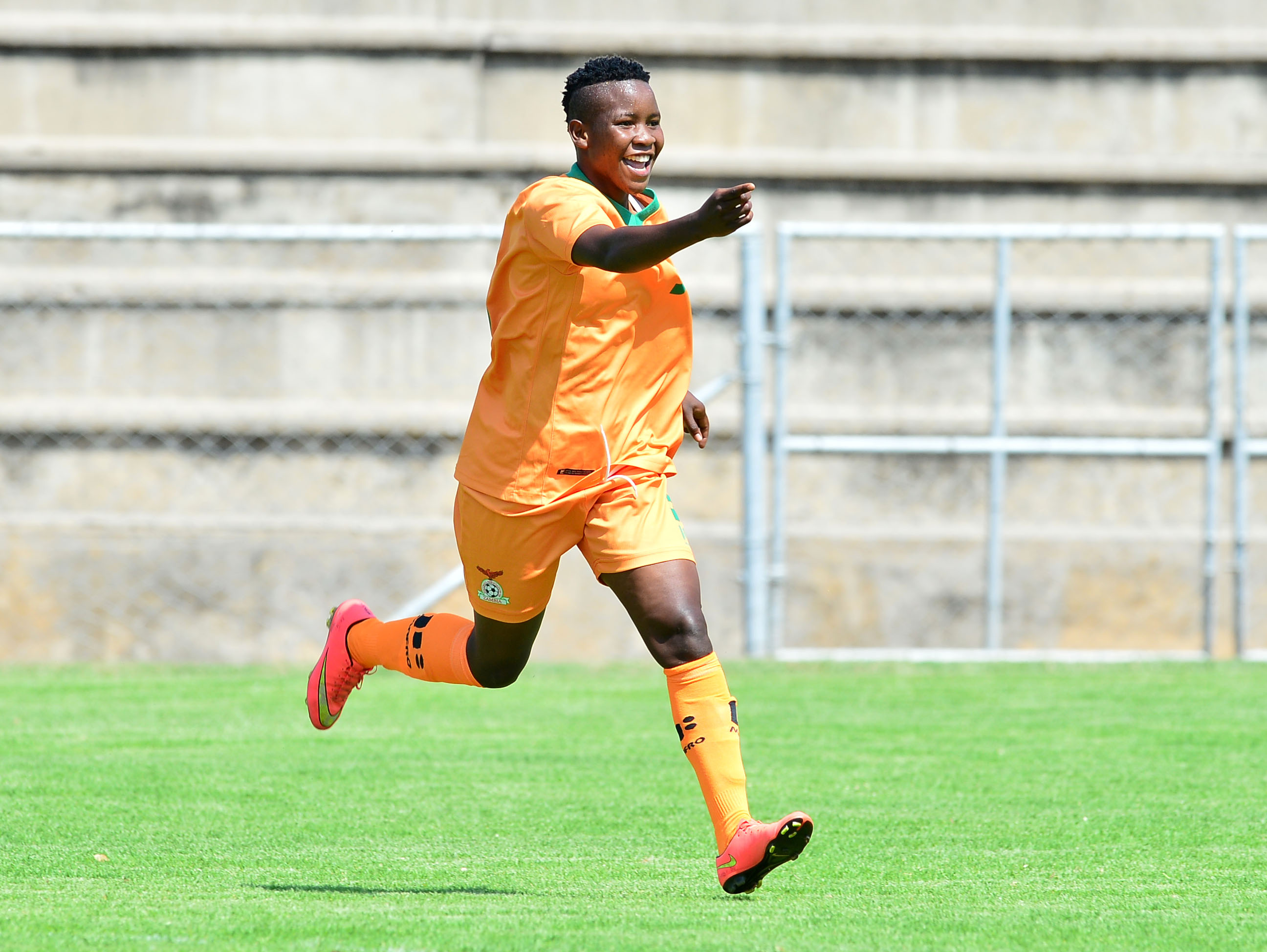 Grace Chanda Zambia