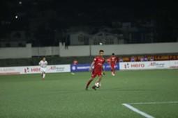 Lajong vs Aizawl Mahesh Naorem