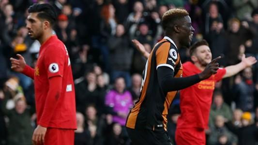 HD NDiaye scores v Liverpool