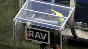 VAR Video Assistant Referee