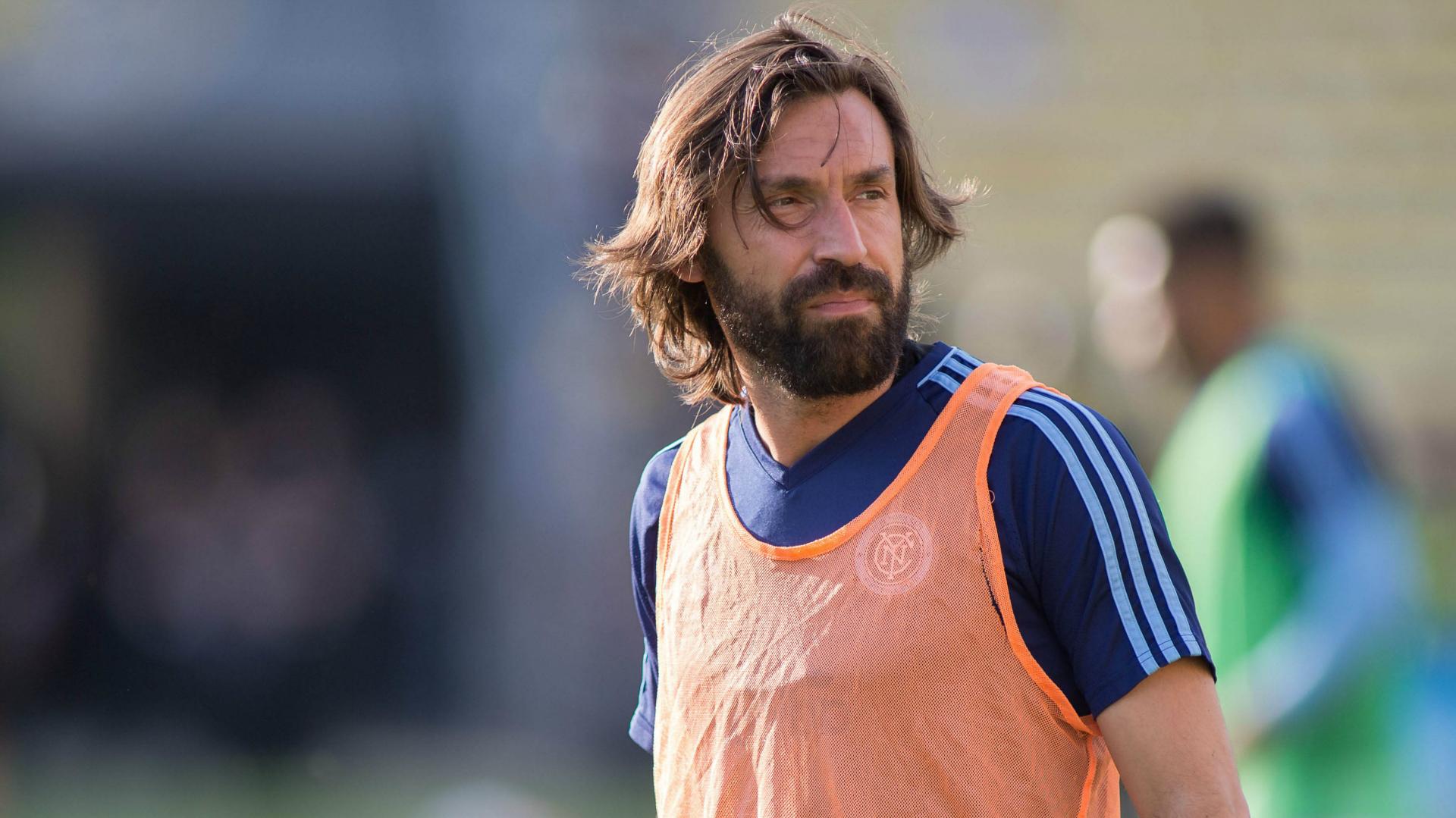 Andrea Pirlo New York City FC