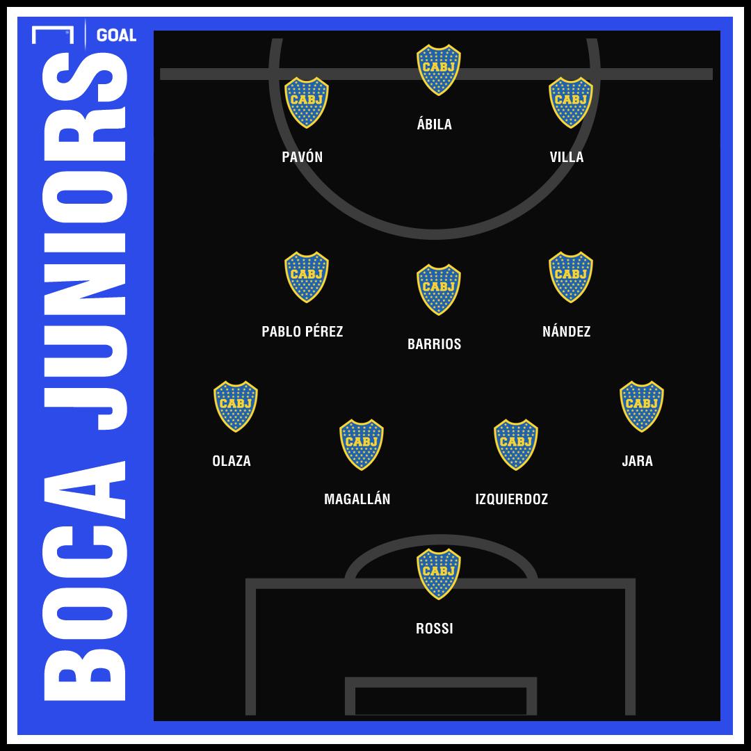 GFX Boca Juniors 30102018