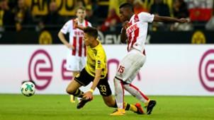 Julian Weigl Borussia Dortmund 1. FC Köln