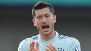 Robert Lewandowski Bayern 2018-19