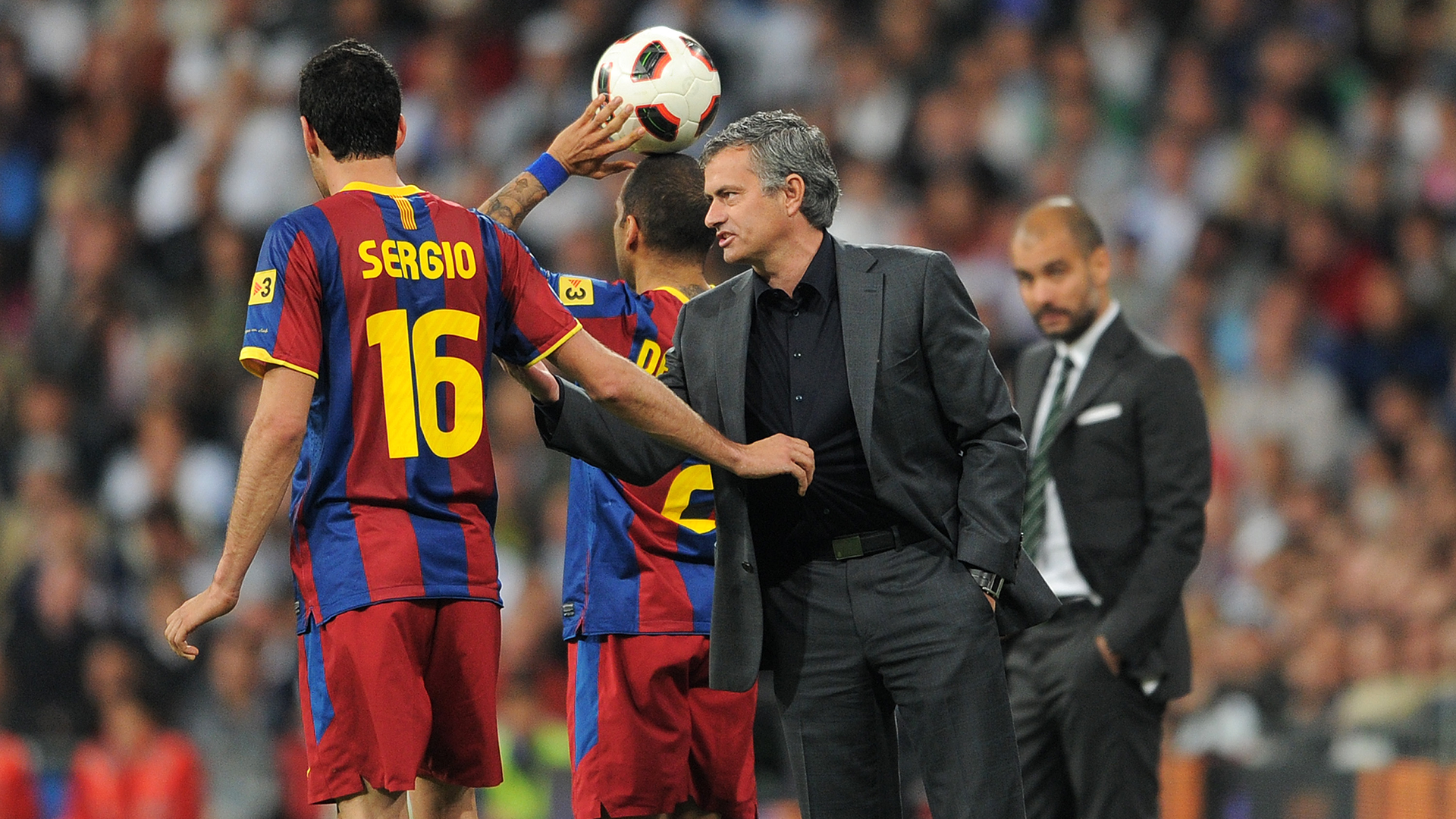 Jose Mourinho Real Madrid 2011