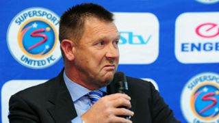 SuperSport United, Eric Tinkler