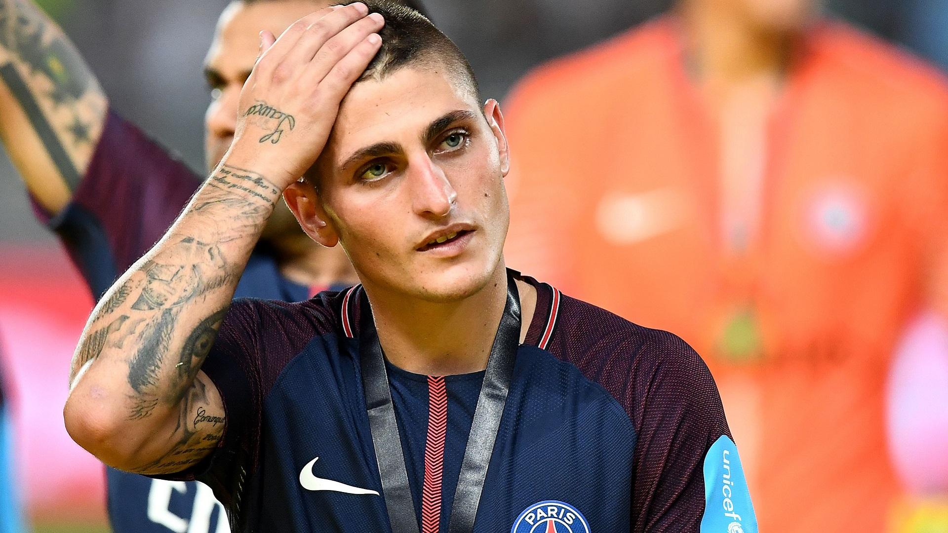 Verratti prend trois matchs — PSG