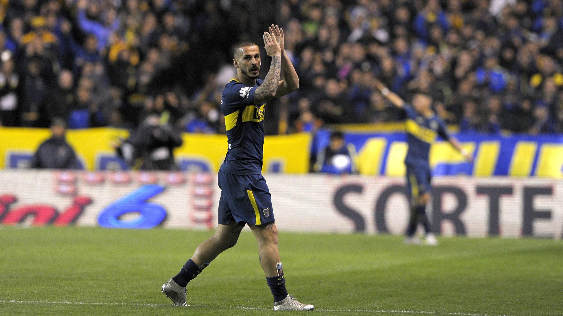 Dario Benedetto Boca Juniors 01102017