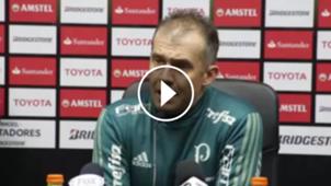 play Eduardo Baptista, tras Peñarol Palmeiras