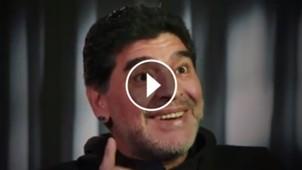 Video Maradona Cancion