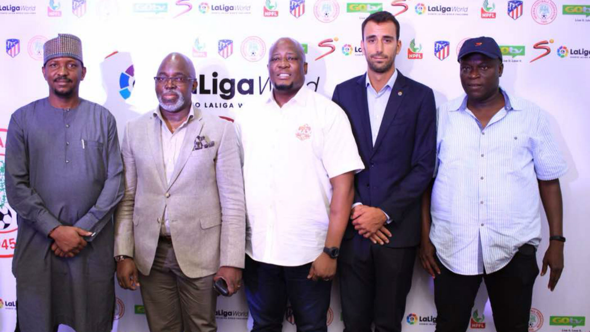 Super Eagles to play Atletico Madrid in Uyo