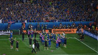 Iceland Thunderclap Euro 2016