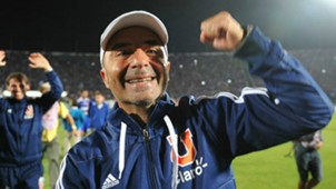 Jorge Sampaoli Universidad de Chile