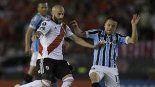 Pinola River Plate Gremio Copa Libertadores 23102018