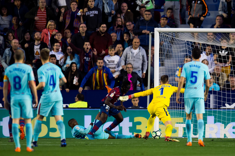 Levante Barcelona LaLiga