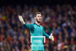 스페인 축구 국가대표팀 골키퍼 다비드 데헤아. 사진=게티이미지