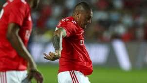 Benfica Lyon 2018 Nicolás Castillo