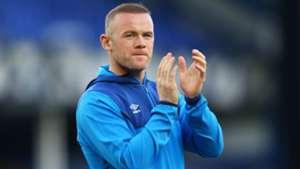 Wayne Rooney FC Everton 050520178