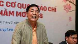 Phó chủ tịch VPF Trần Mạnh Hùng