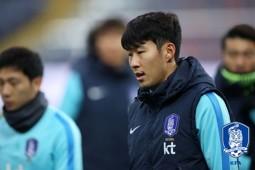 Son Heung-min Korea