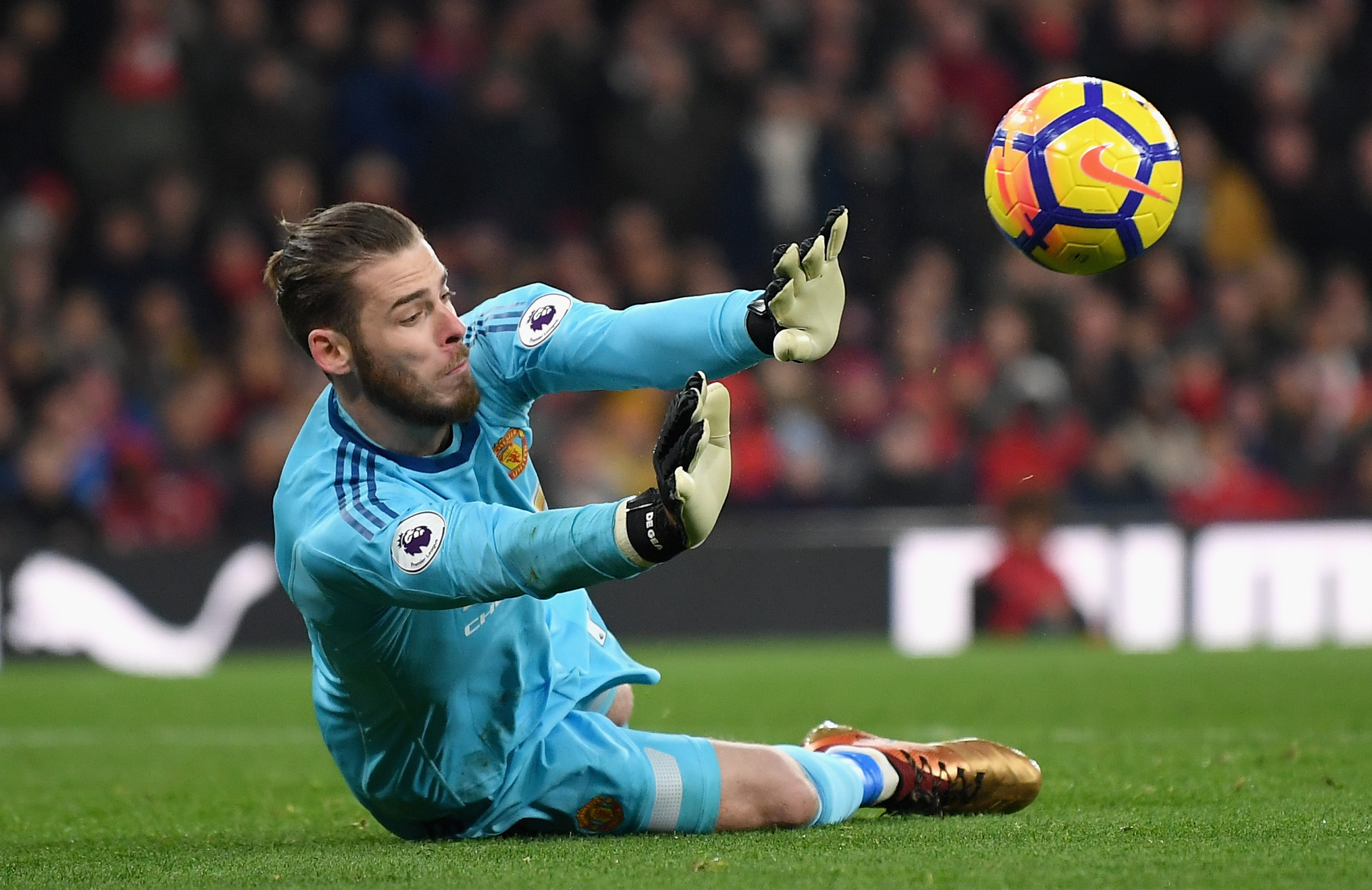 De Gea felt 'unstoppable' in heroic 14-save display at Arsenal