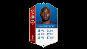 FIFA 18 UEFA World Cup Ratings Danilo Pereira