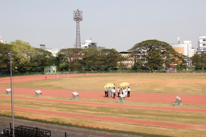 Maharajas College Ground