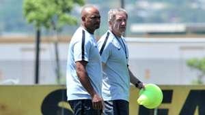 Stuart Baxter and Shaun Bartlett, Bafana Bafana, 2018